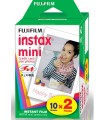Fuji Instax Mini Colour Film Twin Pack