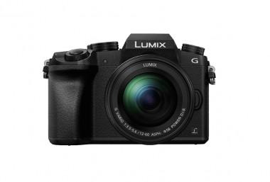 DMC-G7 with 12-60mm Lens Black