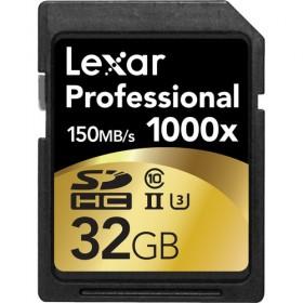 32GB UHS2 SDHC 1000x Pro