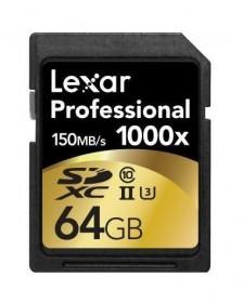 64GB UHS2 SDXC 1000x Pro
