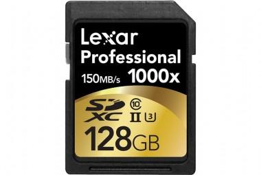 128GB UHS2 SDHC 1000x Pro