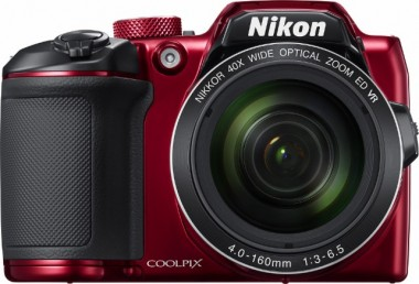 Coolpix B500 Red