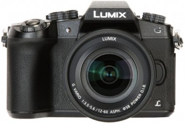 Lumix DMC-G80 with 12-60mm lens