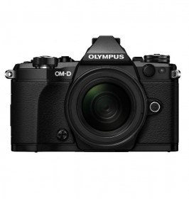OM-D E-M5 Mark II with 12-40mm PRO Lens Black