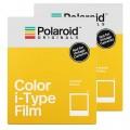 Polaroid Originals I-type Color Twin Pack