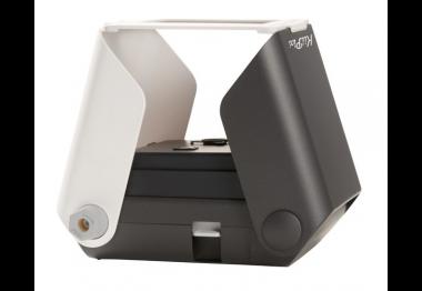 KiiPix Smartphone Instant Printer Jet Black