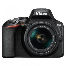 D3500 with 18-55mm AF-P VR Lens