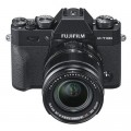Fuji X-T30 with XF 18-55mm Lens Black