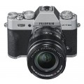 Fuji X-T30 with XF 18-55mm Lens Silver